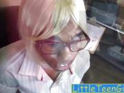 Ebony Girl Sexy Teen Amateur POV Blowjob Fuck Saudi Stranger