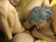 OmaPasS Amateur Homemade Granny Porn Compilation