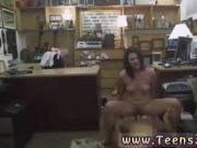Big ass tits squirting threesome Customer's Wife Wants The D!