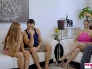 MyFamilyPies - StepSiblings Agree To Get Each Other Off S1:E6