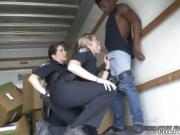 Hot blonde teen solo masturbation Black suspect taken on a to