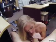 blowjob hentai xxx Blonde silly attempts to sell car, sells h