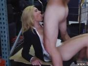 Sexy blonde lesbians scissoring Hot Milf Banged At The PawnSH