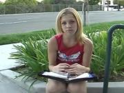 Horny Teen Cuties Give Sloppy POV Blowjobs