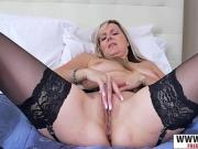 Charm Mother-In-Law Velvet Skye Fuck Hot Hot Son's Friend