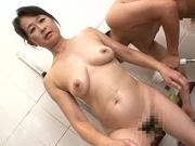 Japanese MILF having fun 74