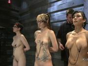 Female slaves gets torment and elimination