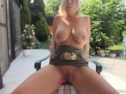 Milf Cammodel Plays With Her Juicy Vagina