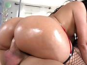 Hot sluts with amazing big asses Kimmy Olsen and Dianna Dee