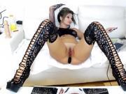 Hot Milf Caught On Webcam