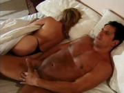 Babe Sucks A Hard Dick And Then Gets Fucked