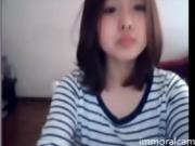 Korean Webcam Girl