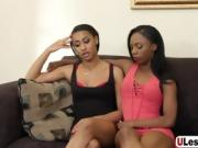 Hot Black Lesbians Sure Know How To Please Each Other