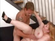 Mariena Has Pale Skin And Huge Tits And Loves Fucking