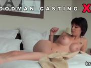 Casting sex kitten goes away after hardcore fucking and butt