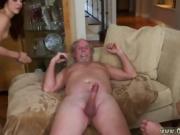 Old fat granny Maximas Errectis