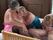 LIBBY AND TRISH IN A DIRTY FUCK