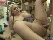 Big tits before job and public agent booty Make that money!