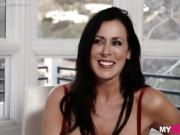 Hot Milf Porn Casting Scene