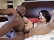 Nami Dahlia and Yhivi Get Fucked By Each Others Pops