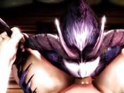 Monsters Futanari Aliens blowjob 3d porn gameplay scenes