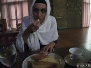 Arab ass grope xxx Hungry Woman Gets Food and Fuck
