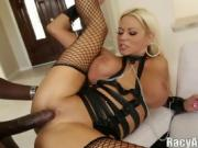 Naughty BBC Lexington Steele Mother Fucking Nikita Von James