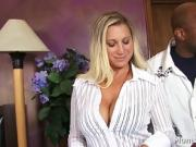 Big Tit Milf Devon Lee A Hard Working Black Cock Tester