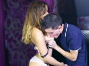 Teen Hottie Mina Sauvage Steals Hung BF Of Stranger