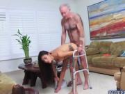 Redhead Dolly Little banging with old neighbor