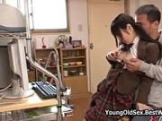Japanese Teacher Private Sex Lesson Teen And Mommy