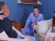 Kinky redhead tried to get help for her anal sex addiction