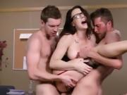Hot Teacher Chanel Preston Enjoys Big Cocks And Jizz
