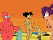 Futurama hidden hentai orgies