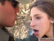 Anime police and game Latina Deepthroats on the Border