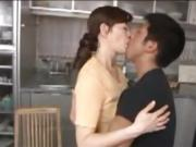 Nice sex with japanese mother