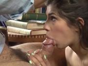 Ava Taylor get some parental sexual guidance
