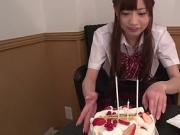 Yuria Mano receives teacher's dick for - More at javhd net