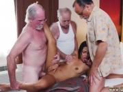 Old fat big tits xxx Staycation with a Latin Hottie