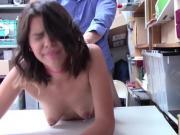 Outstanding cock fucks Kat Arina's pussy