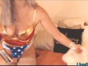 Wonder Woman As One Real American Dream