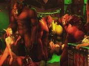 World of Warcraft - Compilation I 3D PORN SEX GAME