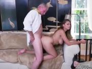 Pussy Ivy impresses with her massive melons and ass