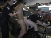 Police arrest girl first time Chop Shop Owner Gets Shut Down