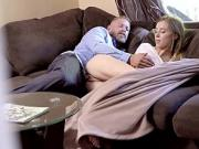 Morning Wood Sucked By StepDaughter - My Family Pies S5:E5