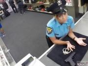 Brunette teen footjob Fucking Ms Police Officer