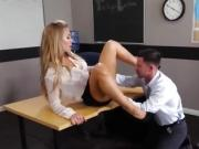 The Hottest Teacher Aniston needs healthy Cock For Her succes
