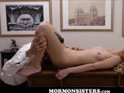 Mormon Teen Zoe Parker Fucked By Church President While Boyfr