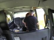 Alexxa Vice hot anal sex in the backseat