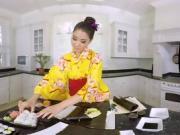 Katana wants you to eat sushi off her mushi